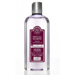 Royal Grape Shower and Shampoo Dušo ir vonios gelis, 250 ml
