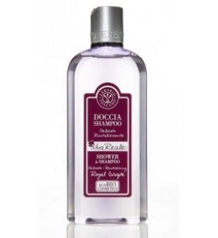 Erbario Toscano Royal Grape Shower and Shampoo Dušo ir vonios gelis, 250 ml | inbeauty.lt