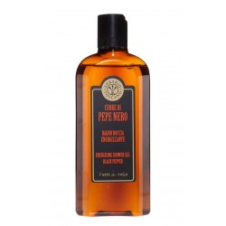 Black Pepper Energizing Shower Gel Kvapusis dušo gelis, 250 ml