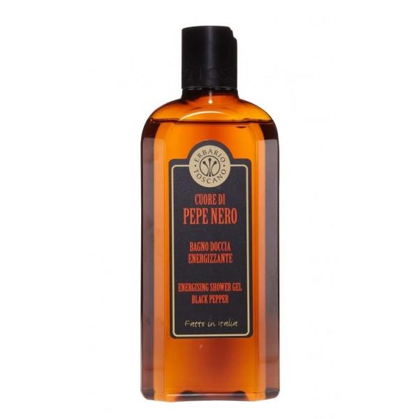 Black Pepper Energizing Shower Gel Kvapusis dušo gelis, 250 ml