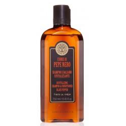 Black Pepper Revitalizing Shampoo and Conditioner Kvapusis plaukų ir kūno prausiklis vyrams, 250 ml