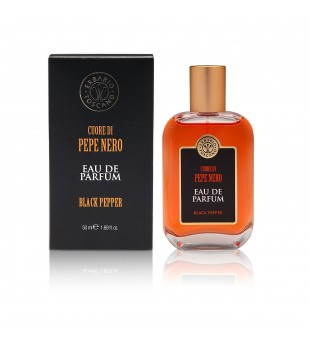 Erbario Toscano Black Pepper Eau De Parfum Kvapusis vanduo, 100 ml | inbeauty.lt