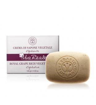 Erbario Toscano Royal Grape Rich Vegetal Soap Muilas, 140g | inbeauty.lt