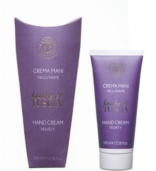 Erbario Toscano Bacche Di Tuscia Hand Cream Velvety Rankų kremas, 100 ml | inbeauty.lt