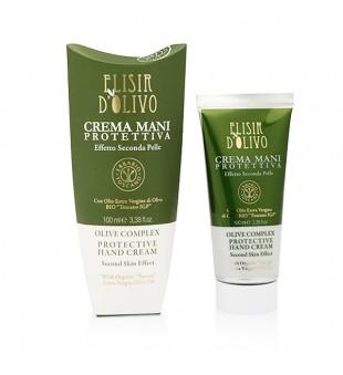 Erbario Toscano Olive Complex Protective Hand Cream  Rankų kremas, 100 ml | inbeauty.lt
