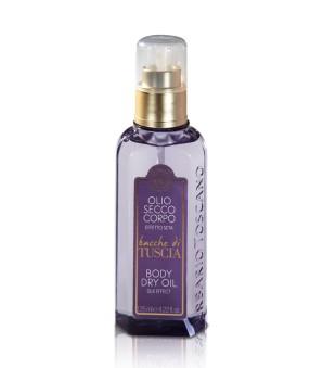 Erbario Toscano Bacche Di Tuscia Body Dry Oil Silk Effect Sausasis aliejus, 125 ml | inbeauty.lt