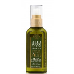 Olive Complex Body Dry Oil Sausasis aliejus, 125 ml