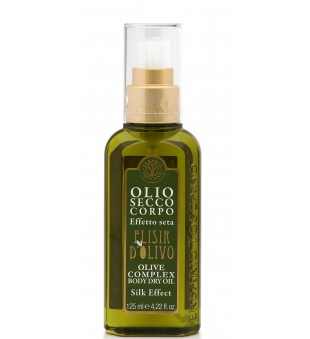 Erbario Toscano Olive Complex Body Dry Oil Sausasis aliejus, 125 ml | inbeauty.lt
