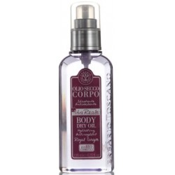 Royal Grape Body Dry Oil Sausasis aliejus, 125 ml