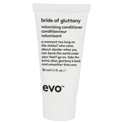 Bride Of Gluttony Volumising Conditioner Apimties suteikiantis kondicioneirius, 30ml