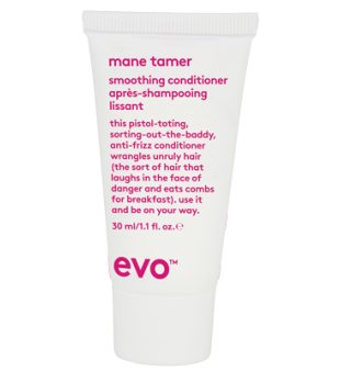 evo Mane Tamer Smoothing Conditioner Glotninamasis kondicionierius, 30ml | inbeauty.lt