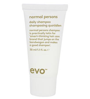 evo Normal Persons Daily Shampoo Kasdienis šampūnas, 30ml | inbeauty.lt