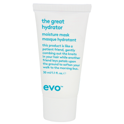 The Great Hydrator Moisture Mask Drėkinamoji kaukė, 30ml
