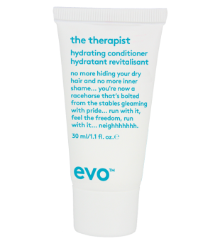evo The Therapist Hydrating Conditioner Raminamasis kondicionieirus, 30ml | inbeauty.lt