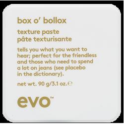 Box o'bollox Texture Paste Plaukų formavimo pasta, 90ml