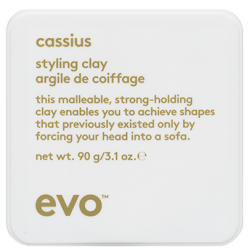 Cassius Styling Clay Standus molis, 90ml