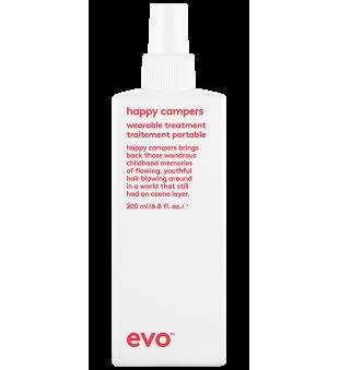 evo Happy Campers Wearable Treatment Nenuskalaujamas daugiafunkcis fluidas, 200ml | inbeauty.lt