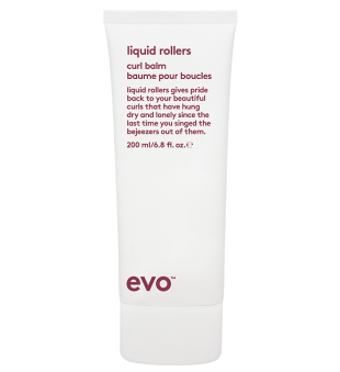 evo Liquid Rollers Curl Balm Garbanų balzamas, 200ml | inbeauty.lt