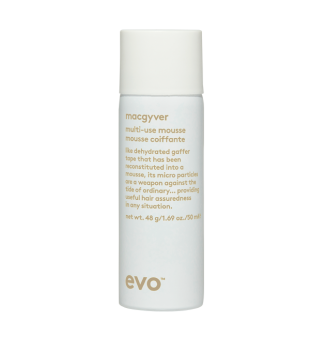 evo Macgyver Multi-Use Mousse Daugiafunkcės putos, 50ml | inbeauty.lt