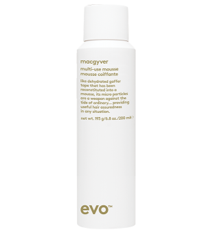 evo Macgyver Multi-Use Mousee Daugiafunkcės putos, 200ml | inbeauty.lt