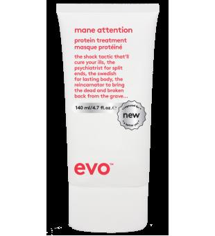 evo Mane Attention Protein Treatment Proteinų kaukė, 150ml | inbeauty.lt