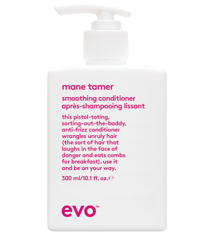 evo Mane Tamer Smoothing Conditioner Glotninamasis kondicionierius, 300ml | inbeauty.lt