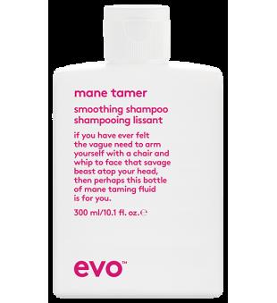 evo Mane Tamer Smoothing Shampoo Glotninamasis šampūnas, 300ml | inbeauty.lt
