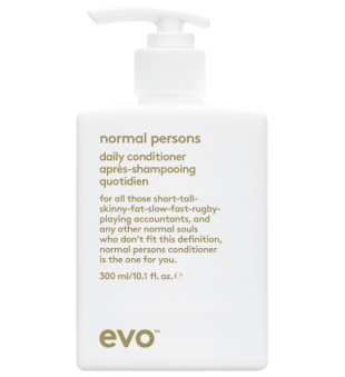 evo Normal Persons Daily Conditioner Kasdienis kondicionierius, 300ml | inbeauty.lt