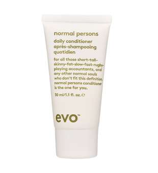 evo Normal Persons Daily Conditioner Kasdienis kondicionierius, 30ml | inbeauty.lt
