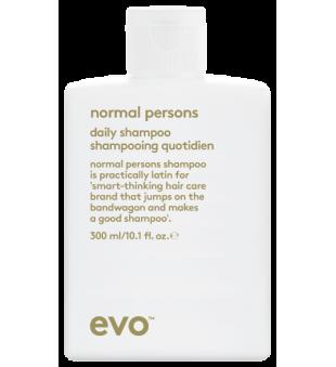 evo Normal Persons Daily Shampoo Kasdienis šampūnas, 300ml   inbeauty.lt