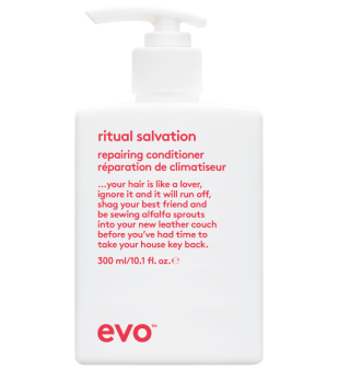 evo Ritual Salvation Repairing Conditioner Puoselėjantis kondicionierius, 300ml | inbeauty.lt