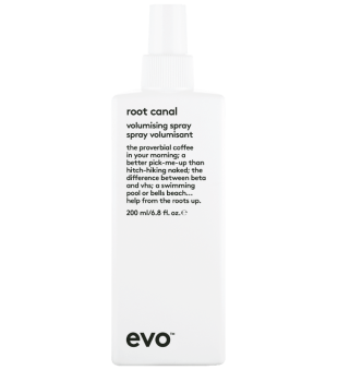 evo Root Canal Volumising Spray Šaknis atkeliantis purškalas, 200ml | inbeauty.lt