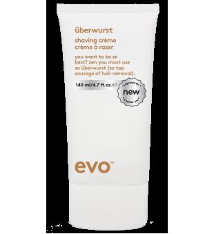 evo Uberwurst Shaving Creme Skutimosi kremas, 140ml | inbeauty.lt