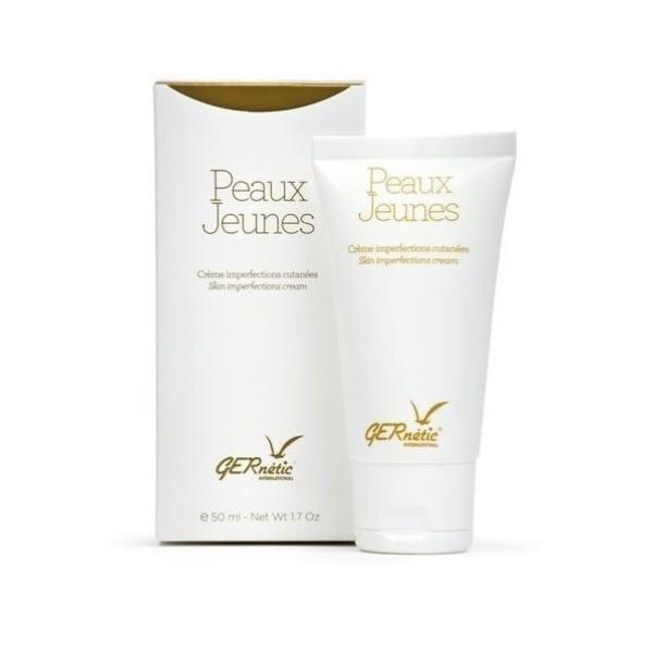 Peaux Jeunes Kremas riebiai odai, 50 ml
