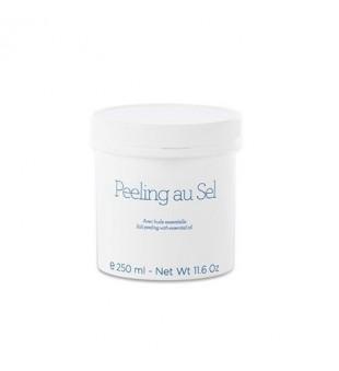 Gernetic Peeling Au Sel Jūros druskos šveitiklis su eteriniais aliejais, 200 ml | inbeauty.lt