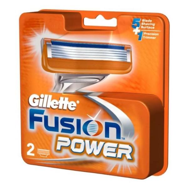 Fusion Power skustuvo galvutės, 2vnt.