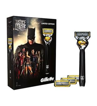 Gillette  Fusion Proshield Justice League Skustuvas, 1vnt | inbeauty.lt