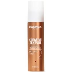 Creative Texture Crystal Turn Blizgi plaukų želė-vaškas, 100ml
