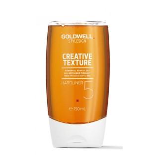 Goldwell Creative Texture Hardliner Stiprios fiksacijos plaukų želė, 150ml | inbeauty.lt