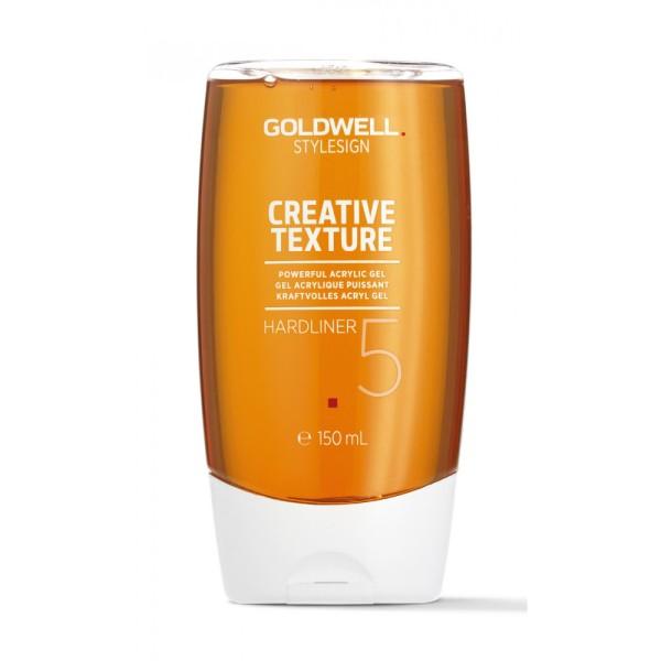 Creative Texture Hardliner Stiprios fiksacijos plaukų želė, 150ml