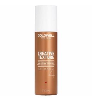 Goldwell Creative Texture Texturizer Mineralizuotas plaukų formavimo purškiklis, 200ml | inbeauty.lt