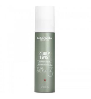 Goldwell Curly Twist Curl Splash Drėkinantis garbanojimo gelis, 100ml | inbeauty.lt