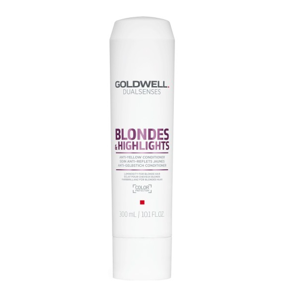 Dualsenses Blondes & Highlights Anti-Yellow Conditioner Kondicionierius šviesintiems plaukams, 200ml