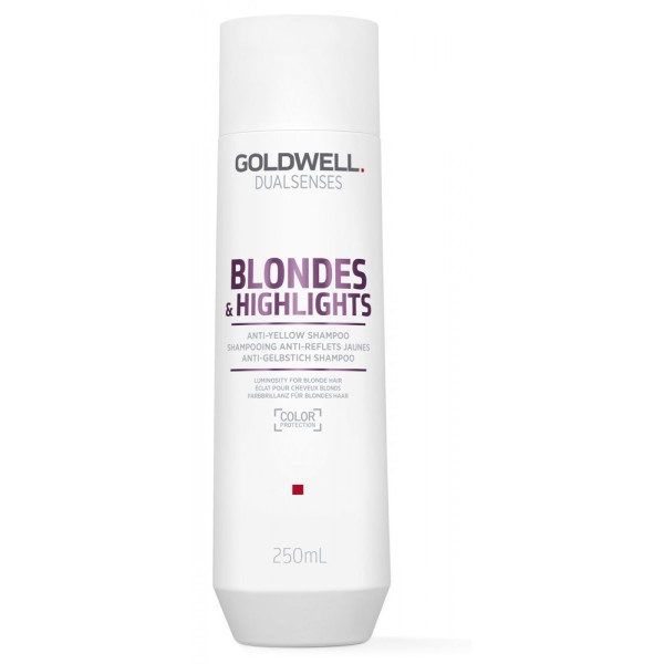 Dualsenses Blondes & Highlights Anti-Yellow Shampoo Šampūnas šviesintiems plaukams, 250ml