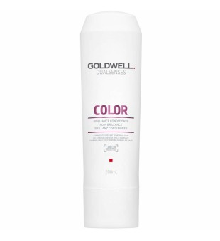 Goldwell Dualsenses Color Brilliance Conditioner Plaukų spalvą saugantis kondicionierius, 200ml | inbeauty.lt