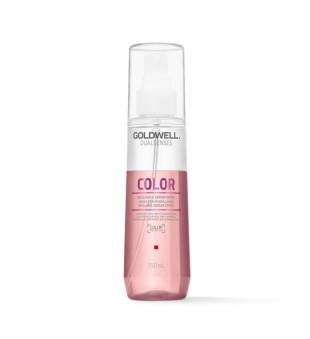 Goldwell Dualsenses Color Brilliance Serum Spray Dvifazis serumas dažytiems plaukams, 150ml | inbeauty.lt