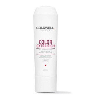 Goldwell Dualsenses Color Extra Rich Brilliance Conditioner Kondicionierius dažytiems plaukams, 200ml | inbeauty.lt