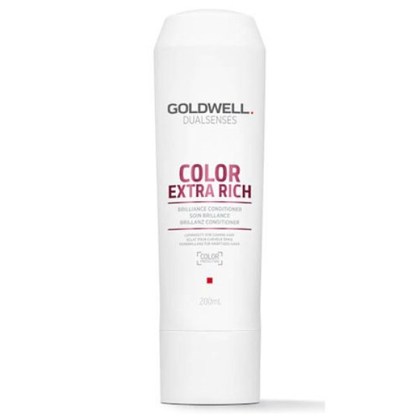 Dualsenses Color Extra Rich Brilliance Conditioner Kondicionierius dažytiems plaukams, 200ml
