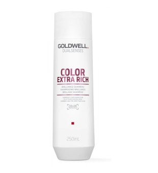 Goldwell Dualsenses Color Extra Rich Brilliance Shampoo Šampūnas dažytiems plaukams, 250ml | inbeauty.lt