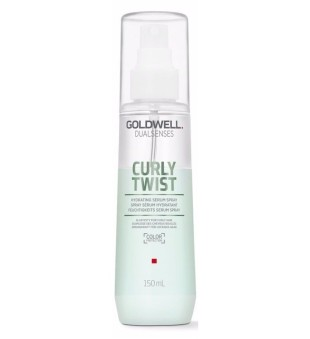 Goldwell Dualsenses Curly Twist Hydrating Serum Spray Drėkinamasis serumas, 150ml | inbeauty.lt